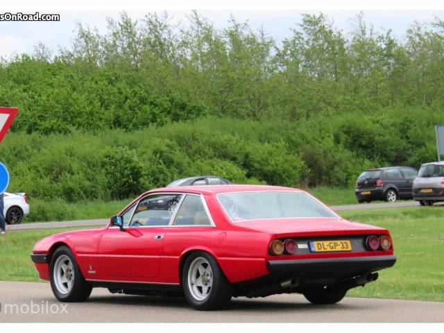 Ferrari 400 Gt 4 2 2 1977 Für 95 000 Eur Kaufen