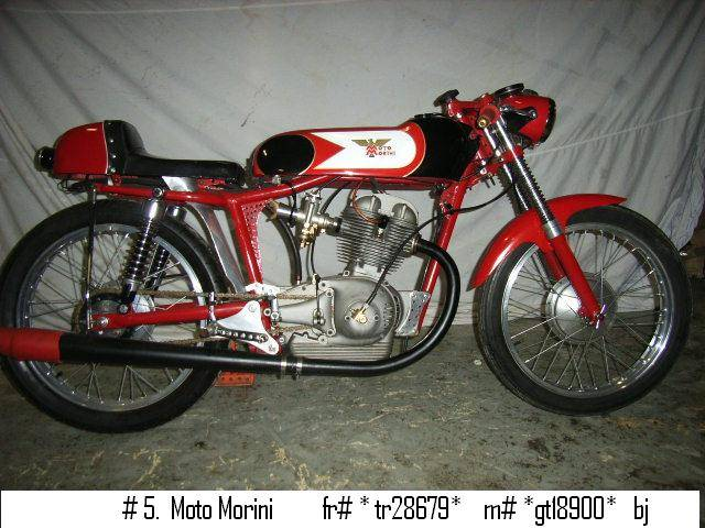 moto morini motorrad 1960 kaufen classic trader. Black Bedroom Furniture Sets. Home Design Ideas