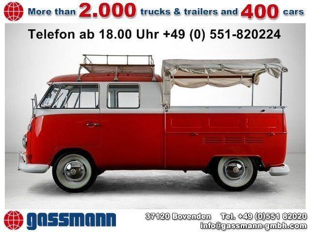 volkswagen bus d 39 occasion de 1966 4 286 km 69 000. Black Bedroom Furniture Sets. Home Design Ideas