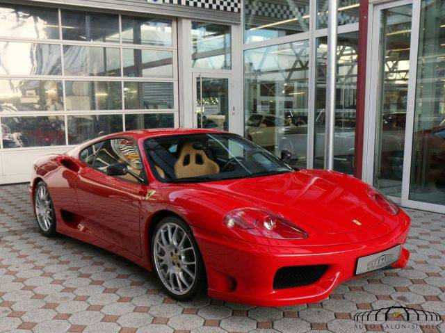 ferrari f 360 challenge stradale 2004 kaufen classic. Black Bedroom Furniture Sets. Home Design Ideas
