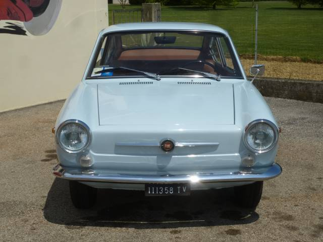 fiat 850 coupe 1966 f r chf 7 39 805 kaufen. Black Bedroom Furniture Sets. Home Design Ideas