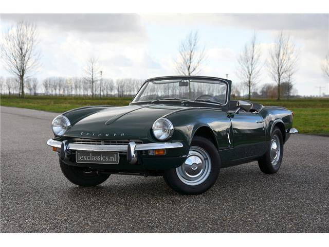 triumph spitfire mk iii 1967 f r chf 17 39 328 kaufen. Black Bedroom Furniture Sets. Home Design Ideas