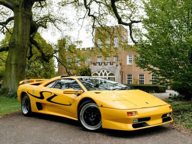 For Sale Lamborghini Diablo Sv 1998 Offered For Gbp 249 975