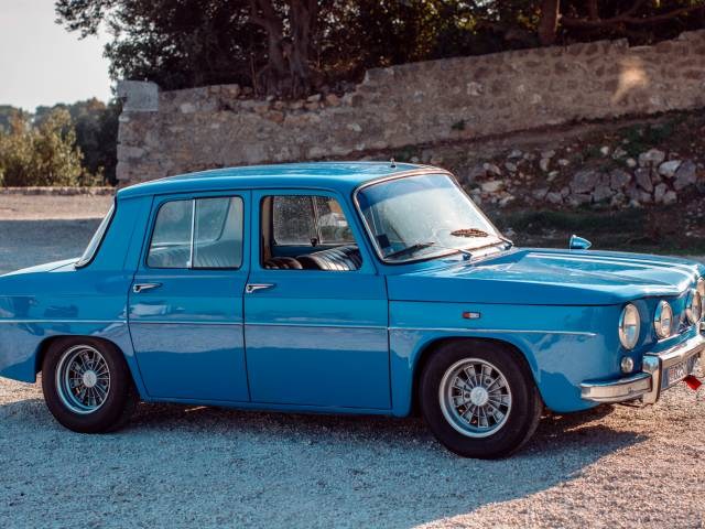 renault r 8 gordini 1968 en vente pour 56 000 eur. Black Bedroom Furniture Sets. Home Design Ideas