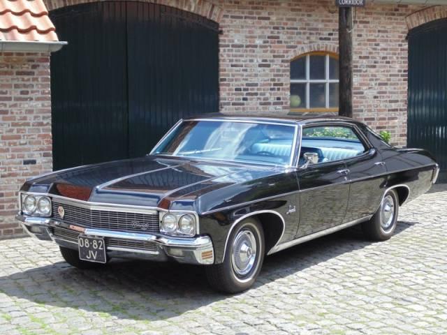 chevrolet impala 1970 kaufen classic trader. Black Bedroom Furniture Sets. Home Design Ideas