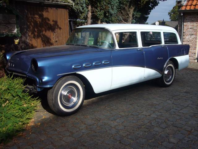 buick 60 century 1956 for sale classic trader. Black Bedroom Furniture Sets. Home Design Ideas