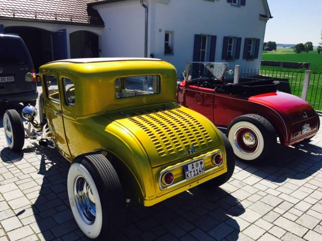 ford modell a d 39 occasion de 1931 2 600 km 44 999. Black Bedroom Furniture Sets. Home Design Ideas