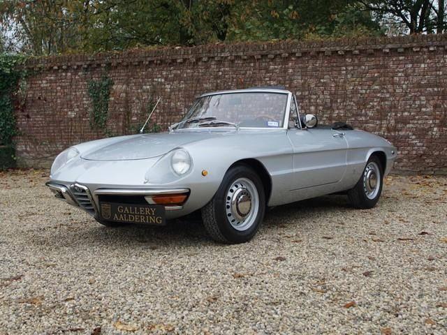 alfa romeo 1750 spider veloce (1969) für 46.950 eur kaufen