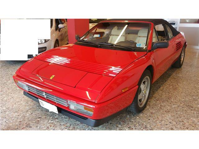ferrari mondial t 1990 in vendita a eur. Black Bedroom Furniture Sets. Home Design Ideas