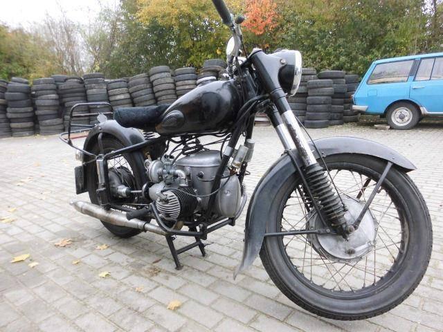 MZ BK 350 (1956) für 5.500 EUR kaufen