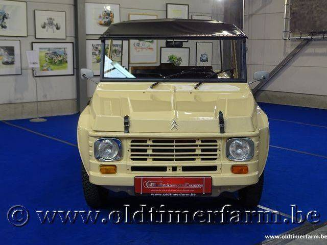 citroen mehari d 39 occasion de 1983 32 105 km 18 950. Black Bedroom Furniture Sets. Home Design Ideas
