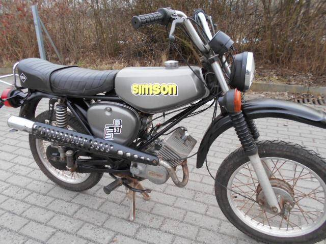 for sale simson s51 e 1988 offered for aud 3 567