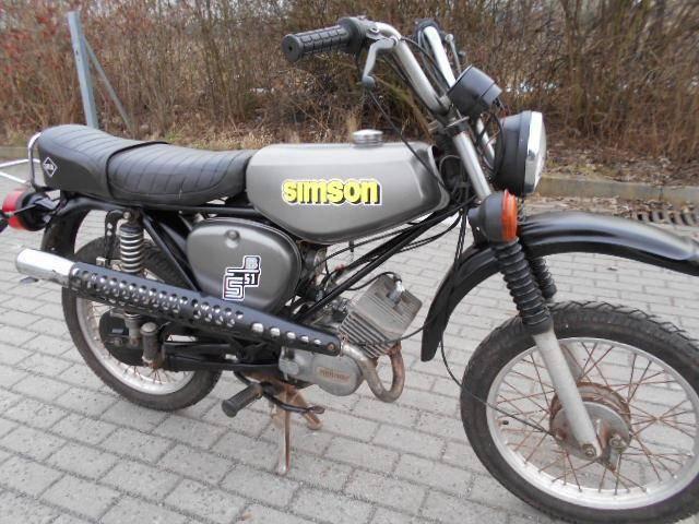 Simson s51 enduro kaufen