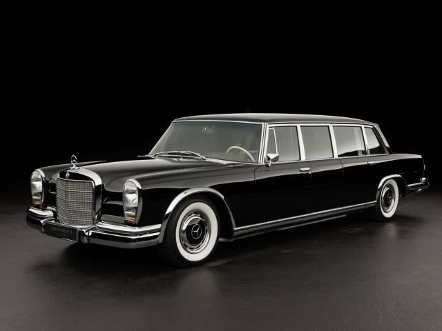 Mercedes benz 600 1969 kaufen classic trader for Mercedes benz c 600