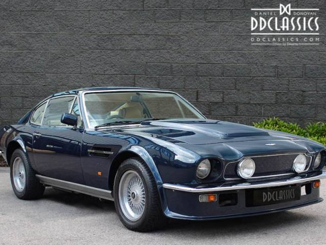For Sale Aston Martin V8 Vantage X Pack 1988 Offered For Gbp 374 950