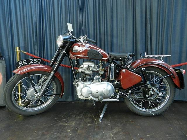 Royal Enfield Clipper 250