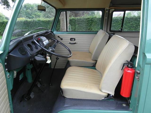 For Sale: Volkswagen T2a minibus (1969) offered for GBP 43,018
