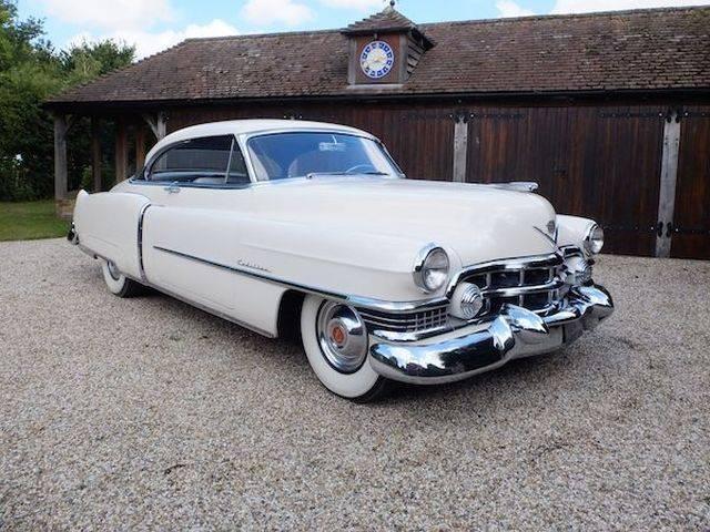 cadillac coupe deville serie 62 (1951) für eur 29.863 kaufen