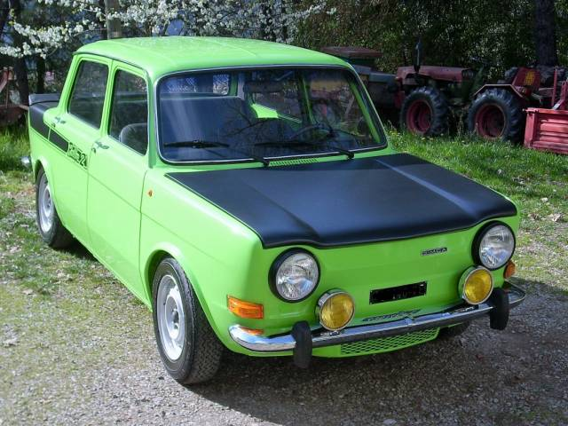 simca 1000 rallye 2 1976 kaufen classic trader. Black Bedroom Furniture Sets. Home Design Ideas