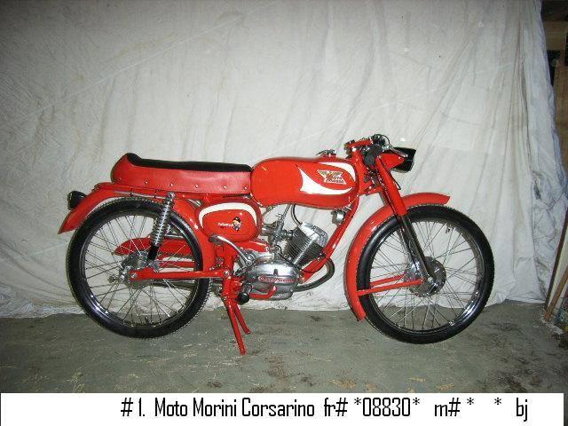 moped trader vintage