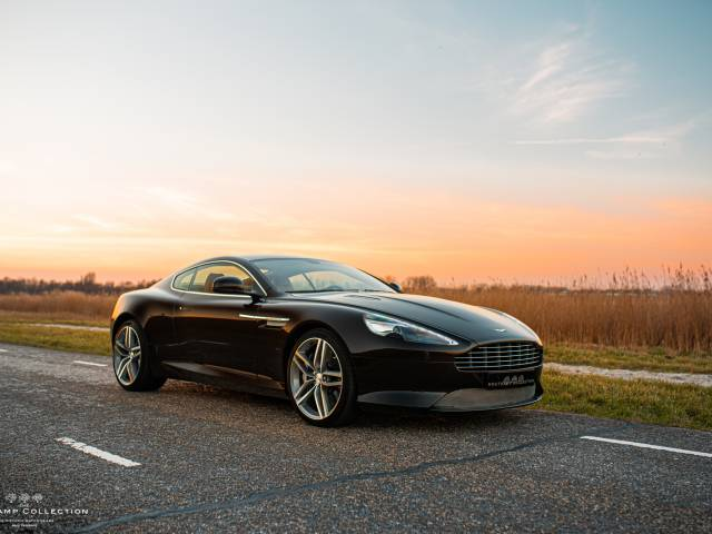 Aston Martin Db 9 2015 Kaufen Classic Trader