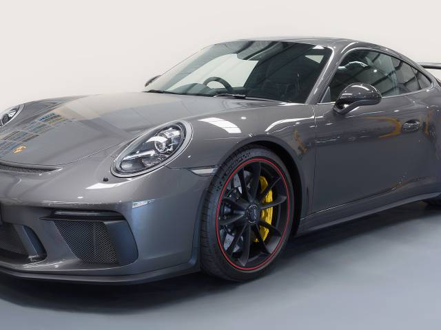 For Sale Porsche 911 Gt3 2018 Offered For Gbp 174995