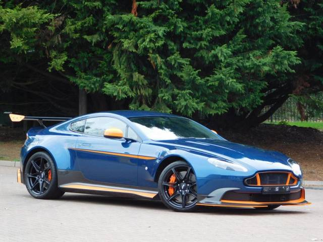 For Sale Aston Martin Vantage Gt8 2018 Offered For Gbp 149 850