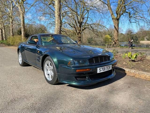 Aston Martin V8 Vantage V550 1998 Für Eur 330 500 Kaufen