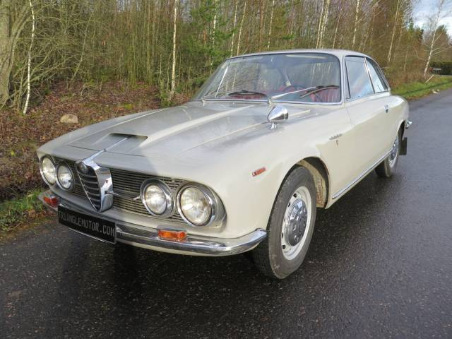 For Sale Alfa Romeo Sprint Offered For GBP - Alfa romeo 2600 sprint for sale