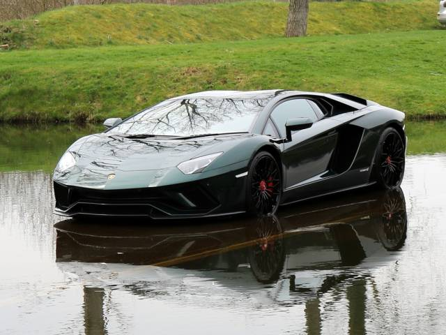 For Sale Lamborghini Aventador Lp 750 4 Sv 2017 Offered For Gbp