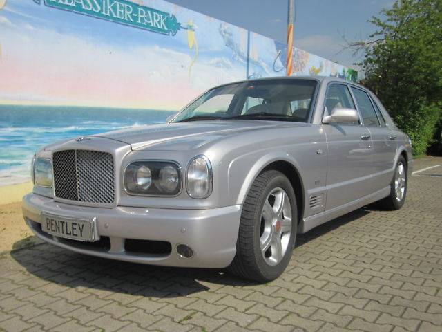 bentley arnage d 39 occasion de 2001 102 000 km 39 500. Black Bedroom Furniture Sets. Home Design Ideas