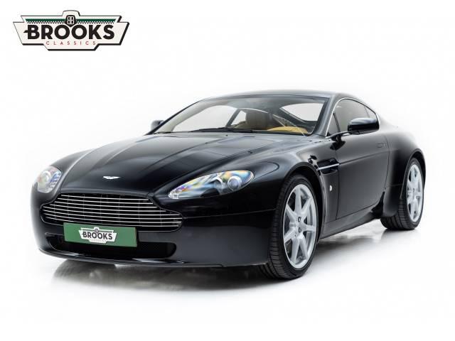 For Sale Aston Martin V8 Vantage 2009 Offered For Gbp 53 801