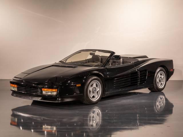 Ferrari Testarossa 1986 Kaufen Classic Trader