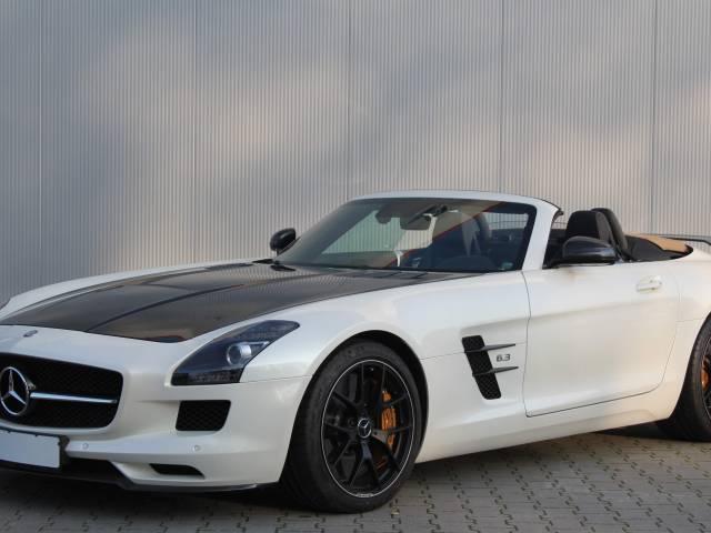 Mercedes Sls Amg Gt >> For Sale Mercedes Benz Sls Amg Gt Roadster Final Edition