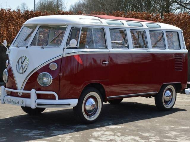 for sale volkswagen t1 samba 1962 offered for gbp 116 001. Black Bedroom Furniture Sets. Home Design Ideas
