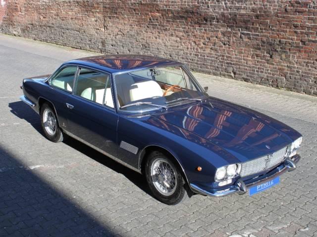 Maserati Mexico 4700 (1966) für 129.000 EUR kaufen