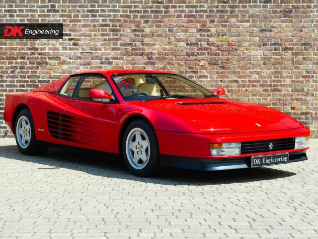 For Sale Ferrari Testarossa 1990 Offered For Gbp 130477