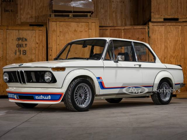 BMW 2002 turbo