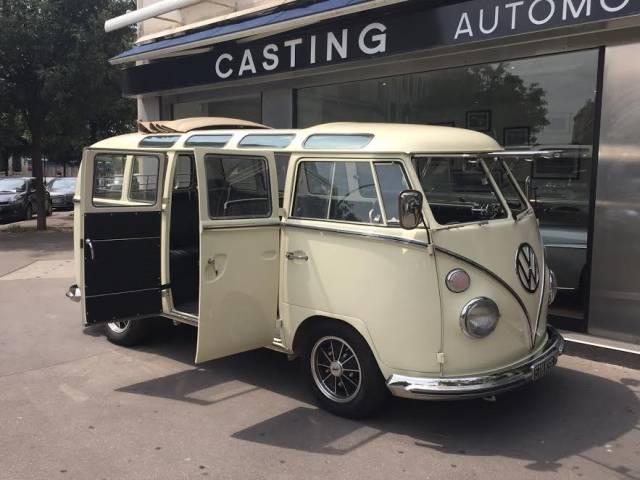 volkswagen t1 samba 1 5 1967 kaufen classic trader. Black Bedroom Furniture Sets. Home Design Ideas