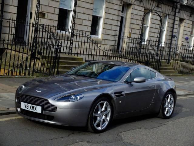 Aston Martin Vantage 2007 Für Eur 33 998 Kaufen