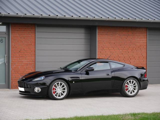 For Sale Aston Martin V Vanquish S Ultimate Edition - Aston martin vanquish 2006 for sale
