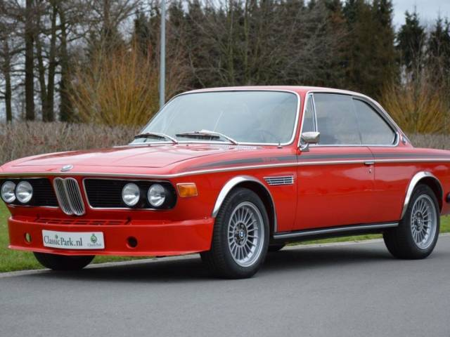 Bmw 3.0 Csl >> For Sale Bmw 3 0 Csl 1973 Offered For Gbp 217 820