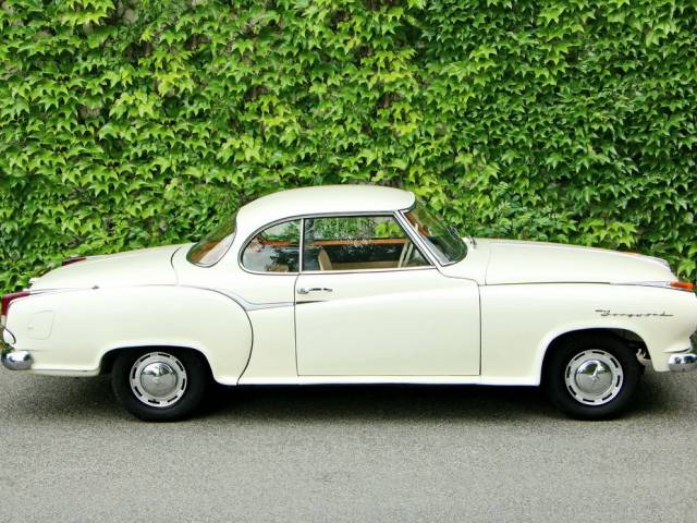 borgward isabella coupe 1960 f r eur kaufen. Black Bedroom Furniture Sets. Home Design Ideas