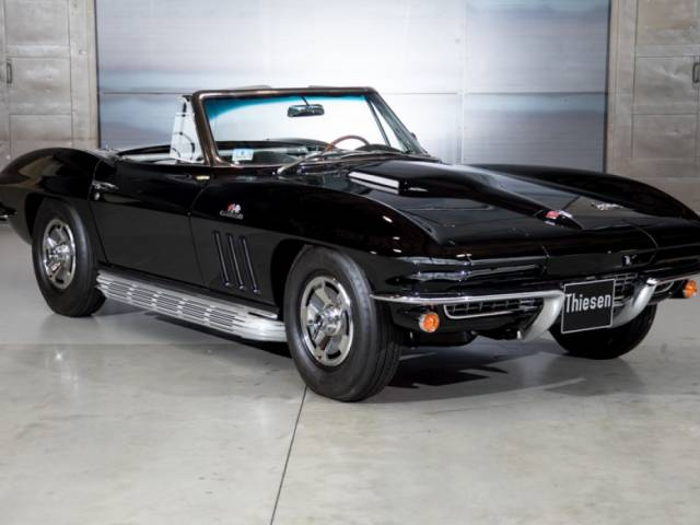 Chevrolet Corvette Sting Ray 427 Turbo Jet