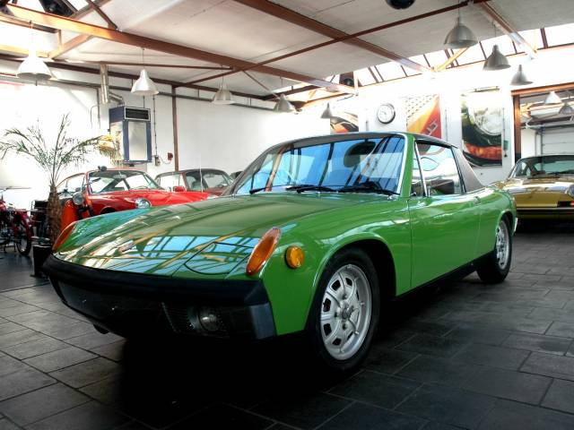 Porsche 914 4 1 7