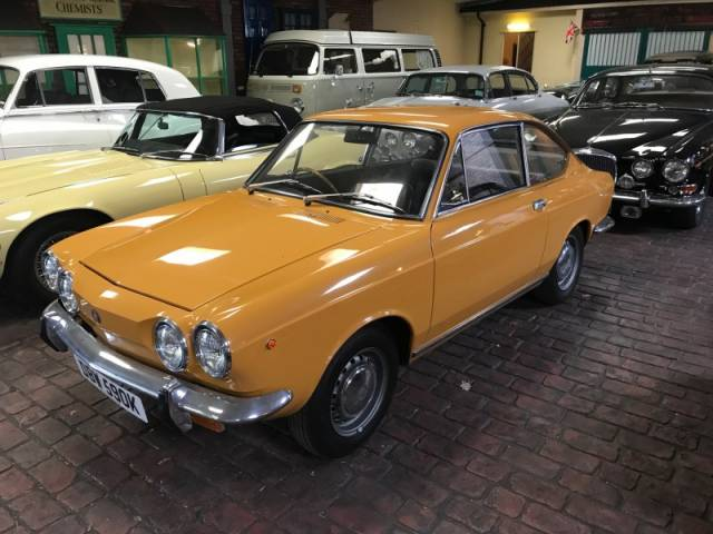 For Sale Fiat 850 Sport Coupe 1971 Offered For Gbp 11 950