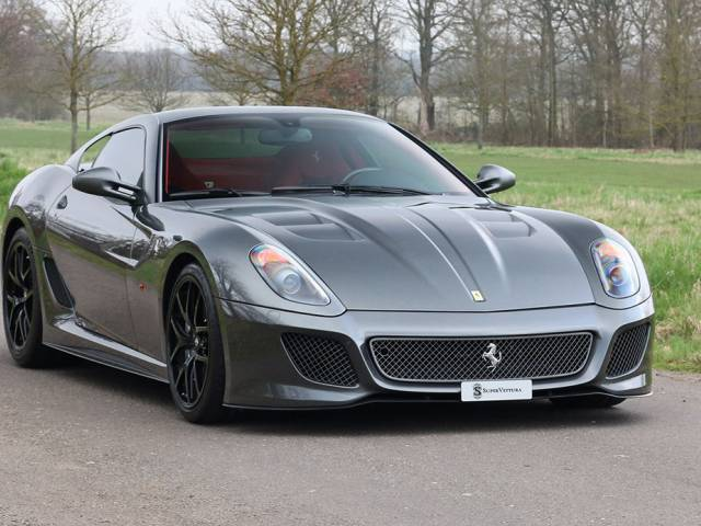 For Sale: Ferrari 599 GTO (2011) offered for GBP 499,950