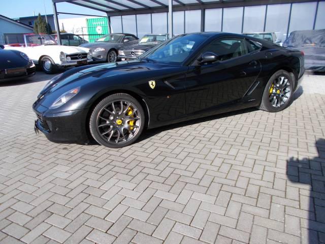 Ferrari 599 Gtb Fiorano 2008 Für 114 999 Eur Kaufen