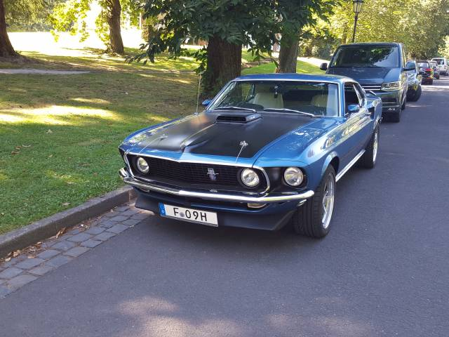 For Sale Ford Mustang Mach 1 1969 Offered For Gbp 62 357