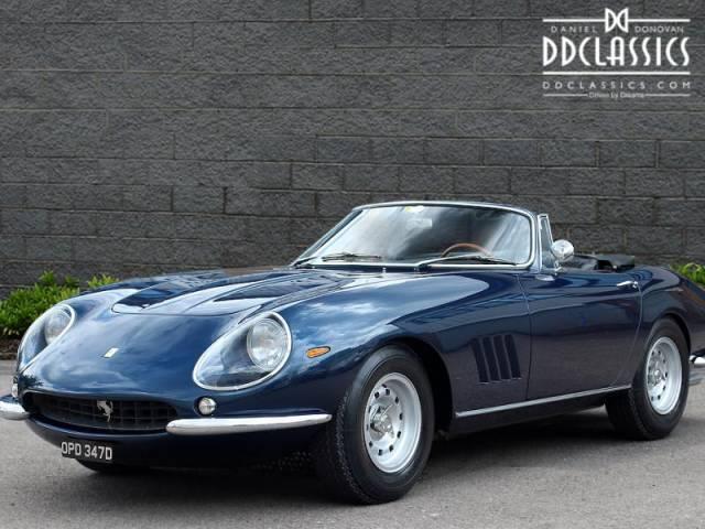Ferrari 275 GTB/4 Spider NART
